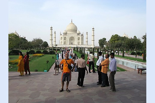 Viaggio in India 2008 - Agra