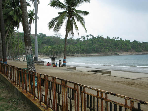 India - Isole Andamane - Port Blair - Corbyn's Cove